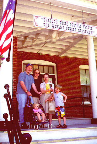 Visiting Fort Robinson has been a family tradition for over 40 years.